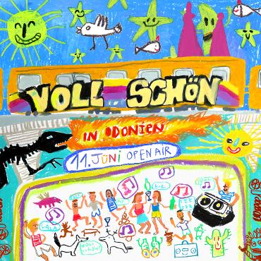 Voll Schön Open Air in Odonien